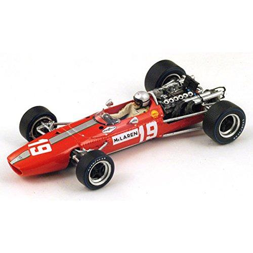 1/43 McLaren M5A BRM No.19 Canadian GP 1967 Bruce McLaren(レッド) S3122