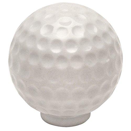 Cosmas Athleticz Collection 67125 Golf Ball Round Cabinet Hardware Knob 1-1/2
