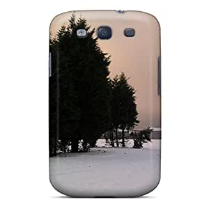 Galaxy S3 Cover Case - Eco-friendly Packaging(a Winters Day)