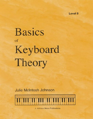 BKT9 - Basics of Keyboard Theory - Level 9 (Keyboard Basics Dvd)