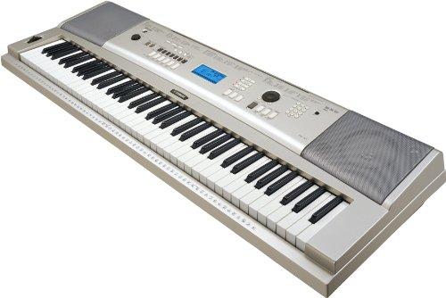 Yamaha ypg 235 76 key portable grand piano keyboard bundle for Yamaha extended warranty