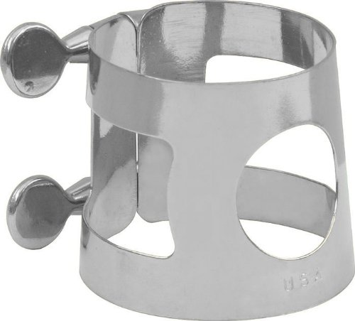 Yamaha YAC 1604P Silver-Plated Ligature for Bb Bass Clarinet
