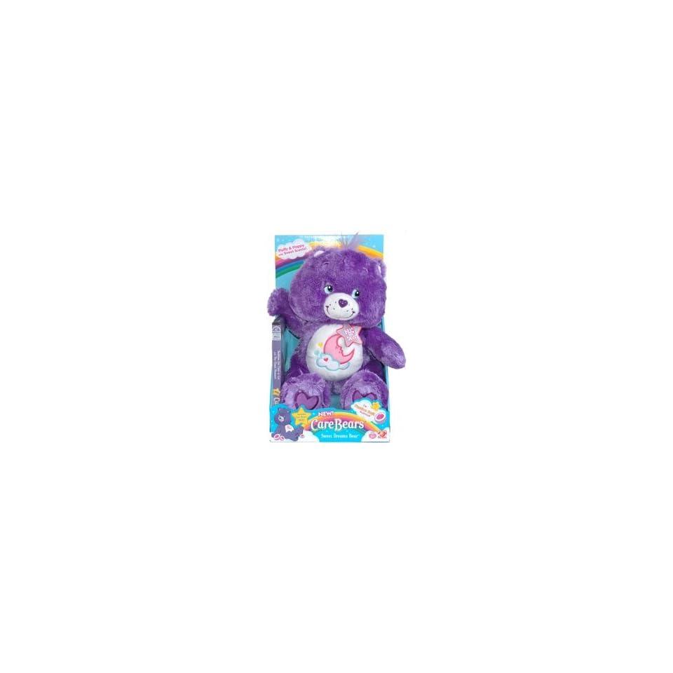 Care Bears 12 Floppy Plush Sweet Dreams Bear