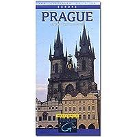 Carte routière : Prague