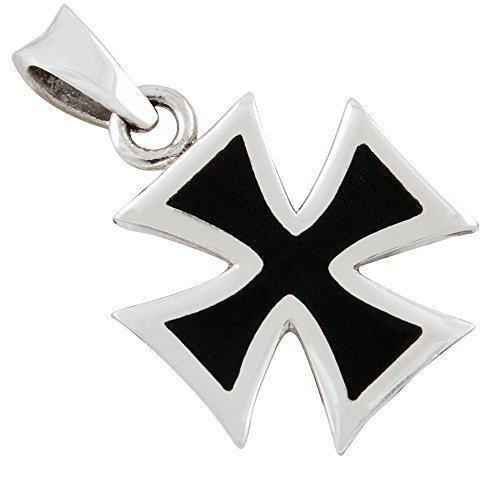 AFP Anhänger Eisernes Kreuz 925 Sterling Silber AS-484 AFP-Schmuckdesign