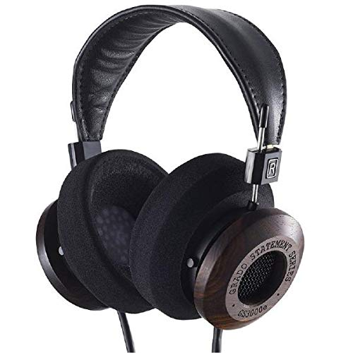 Headphone Grado Black (GRADO Open-Air Type Headphones GS3000e【Japan Domestic Genuine Products】【Ships from Japan】)