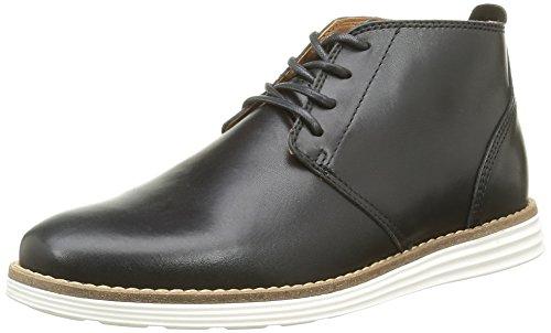 SHOOT Shoes Sh-2165940, Zapatos de Cordones Derby para Mujer Negro - negro
