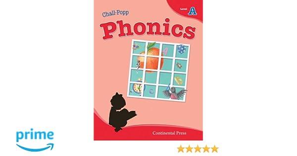 Phonics Workbook: Chall Popp Phonics: Student Edition, Level A ...