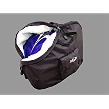 Gears Universal Fit Helmet Bag for Motorcycle/Biking/Scooter/ATV/UTV/Snowmobile