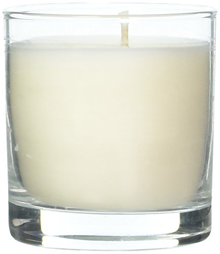 Standard Wood Sconce (Flaire CD1011 AV Walk in The Woods Clear Glass Candle in Kraft Box with Label)