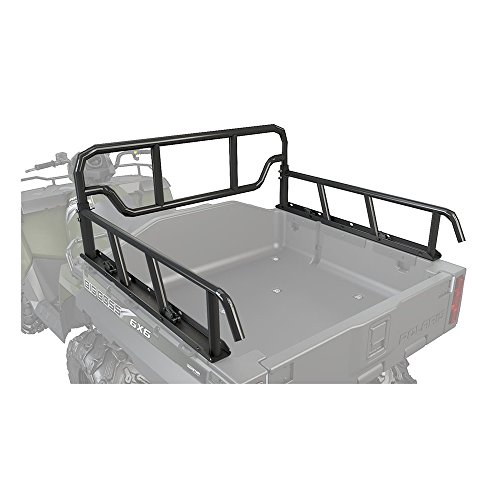 (Polaris New OEM Sportsman Big Boss 6x6 Lock & Ride Yukon Adventure Rack, 2882084)