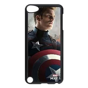 Captain Americ iPod TouchCase Black Decoration pjz003-3790069