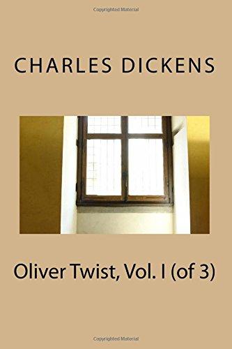 Oliver Twist, Vol. I (of 3) pdf