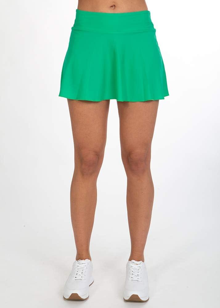 a40grados Sport & Style, Falda Full Mint, Mujer, Tenis y Padel (Paddle)