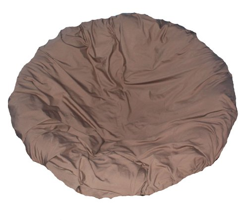 Brown Papasan Cushion Cover (Cover Papasan Cushion)