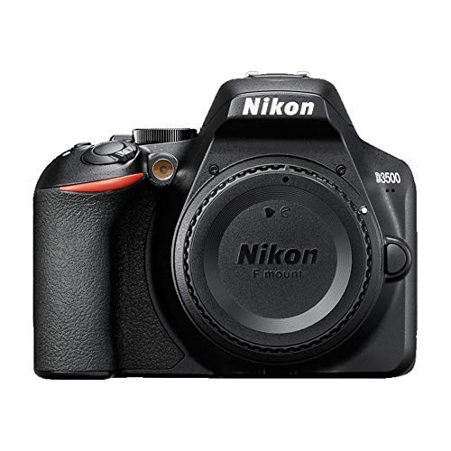 Nikon D3500 DSLR Camera Body Only (International Model)
