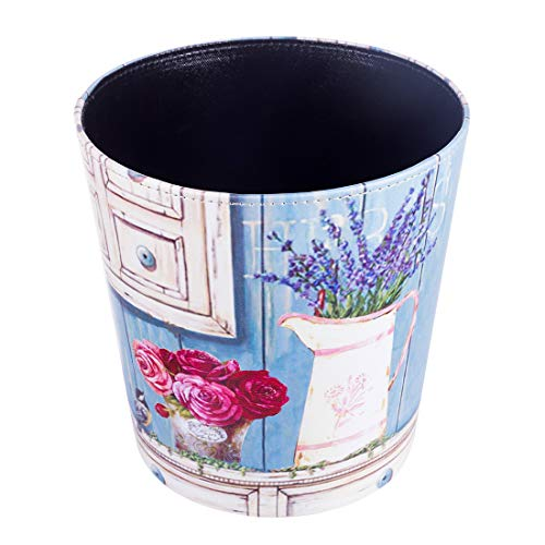 decorative garbage cans with lids - 6
