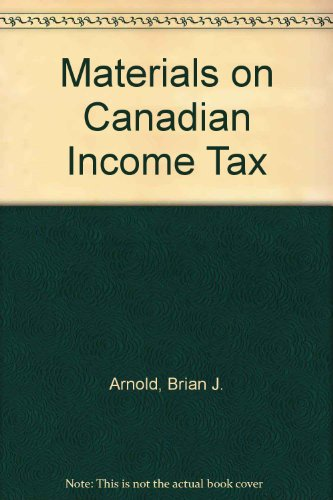 principles of canadian income tax law pdf