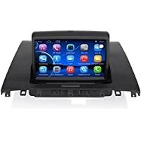 Rupse For 2003 2004 2005 2006 2007 7th Honda ACCORD radio Multimedia Navigation System With Android 4.4.4 System Multi-Touch Screen Bluetooth Music Hands-free Function honda accord radio