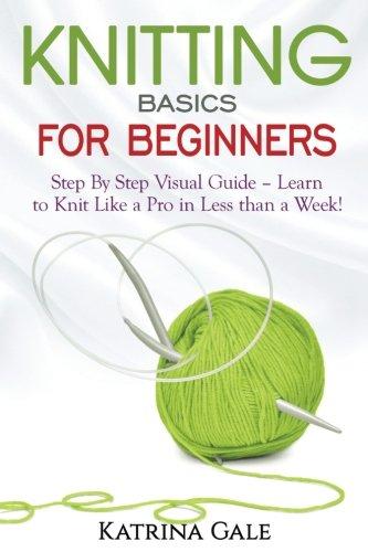 Knitting Basics Beginners Visual Guide product image