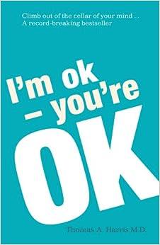 Book I'm Ok, You're Ok
