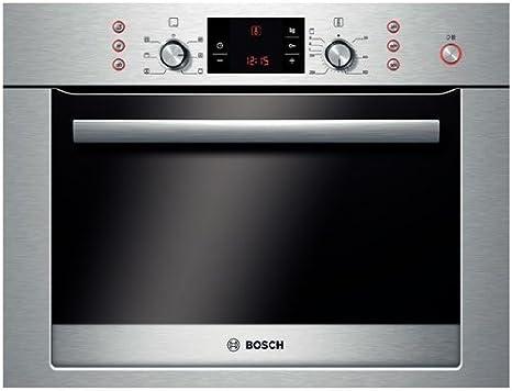 Bosch HBC84K553 Integrado 42L 900W Negro, Acero inoxidable ...