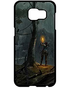 phone case Galaxy's Shop Lovers Gifts 2191082ZA302385769S6 Anti-scratch Phone Case For Tomb Raider 2013 Night Concept Art Samsung Galaxy S6/S6 EdgeHigh-quality Durability Case For Tomb Raider 2013 Night Concept Art Samsung Galaxy S6/S6 Edge