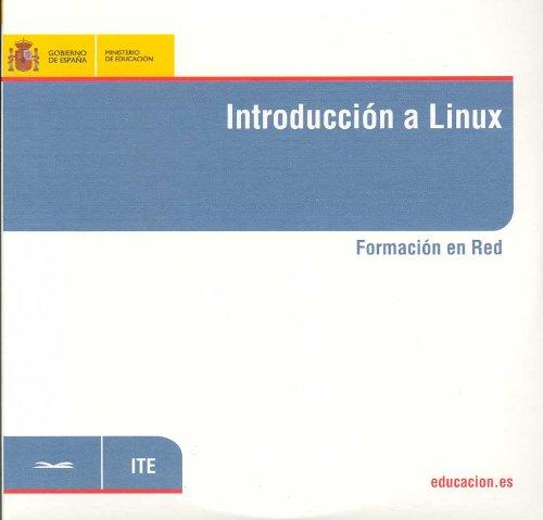 Introducción a Linux. Formación en red por Grimaldos Parra, José Juan,Novoa Correa, Miguel Ángel,Rosales Páez, Ana