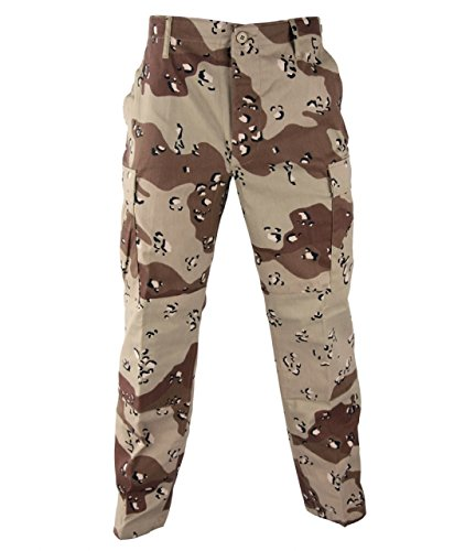 Trouser Uniform (Propper Uniform BDU Trouser 6-Color Desert XSR)