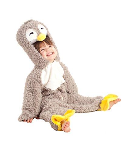 Princess Paradise Baby Happy Penguin, Grey, 12 To 18 (Waddle Halloween)