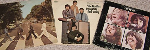 Beatles - The Beatles Abbey Road, Let It Be, Yesterday & Today - Zortam Music