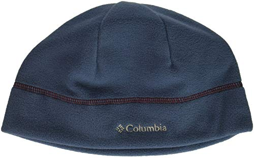 Columbia Mens Adult Fast Trek Fleece Winter Hat, Dark Mountain, Large/X-Large