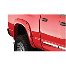 Bushwacker 50018-02 Dodge Pocket Style Fender Flare Rear Pair