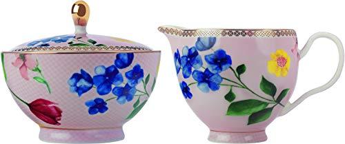 - Maxwell Williams HV0059 Teas & C's Milk Jug & Sugar Bowl with Contessa Design