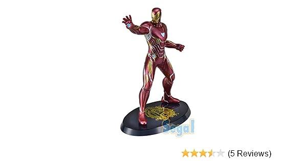 SEGA Avengers Infinity War Limited premium Figure # Iron Man Mark 50 japan