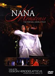 The Farewell World Tour : Live At The Odeon Herodes Atticus [Alemania] [DVD]
