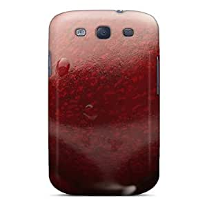 Premium Durable Sweet Cherries Fashion Tpu Galaxy S3 Protective Case Cover