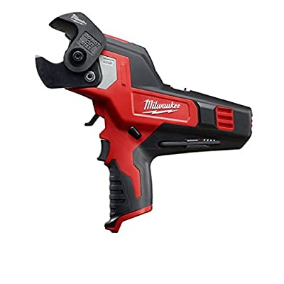Milwaukee 2472-20 M12 600 Mcm Cable Cutter tool Only by Builders World Wholesale Distribution