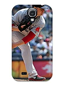 boston red sox MLB Sports & Colleges best Samsung Galaxy S4 cases 9676760K602550828