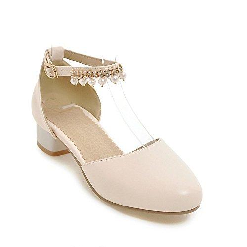 heelsWomen LI Bajos Sandalias Zapatos Chanclas Sandalias BAJIAN Zapatos Toe Alto Señoras Verano Peep tOxwdqf4