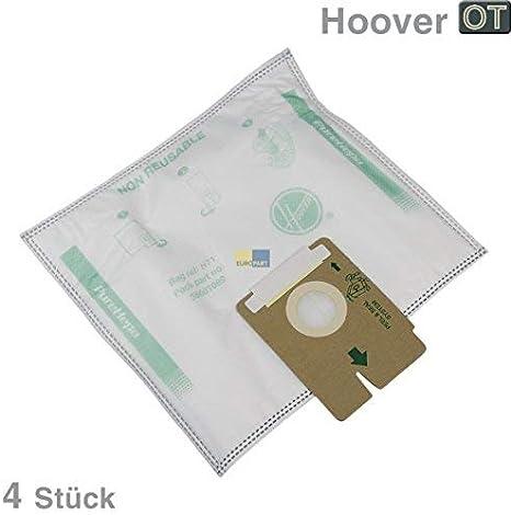 Hoover – Bolsas para aspiradora H71 Freespace – 35601069: Amazon.es: Grandes electrodomésticos