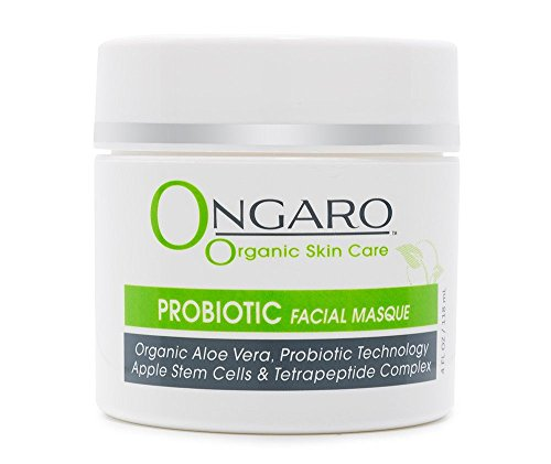 Organic Facial Masque by Ongaro Beauty; Brazilian Red Clay R