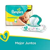 Pampers Swaddlers Disposable Diapers Size 3, 124