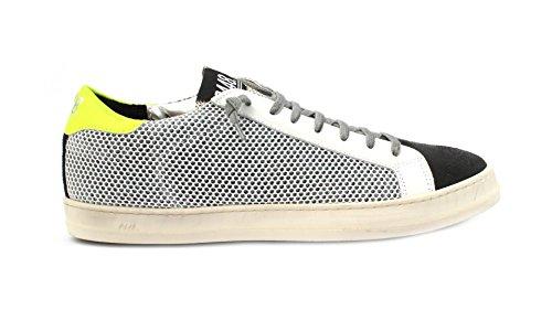 P448 Sneaker E8john Corde Blanche