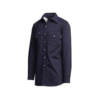 Lapco FR - Camisas de soldar, 100% algodón (gama: 22 – 24): Amazon.es: Amazon.es