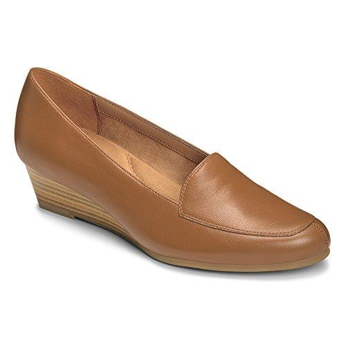 Aerosoles Womens Lovely Slip On Loafer