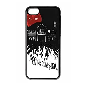 QSWHXN Night of the Living Dead Phone Case For Iphone 5C [Pattern-4]