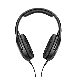 Sennheiser HD-201 Lightweight Over Ear Headph...