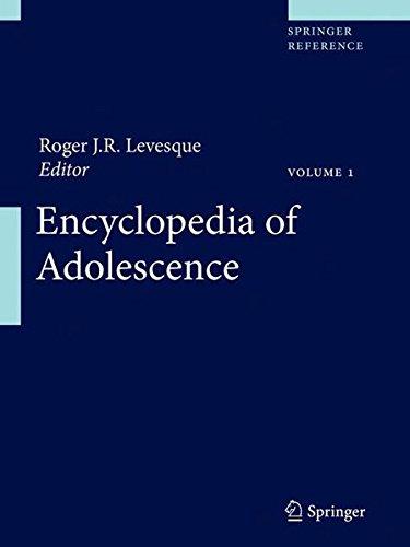 Encyclopedia of Adolescence by Springer