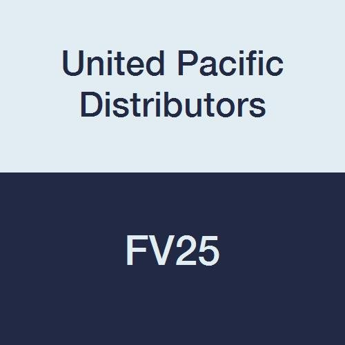 Painted Size 2-1//2 Size 2-1//2 United Pacific Distributors FV25 Complete Foot Valve